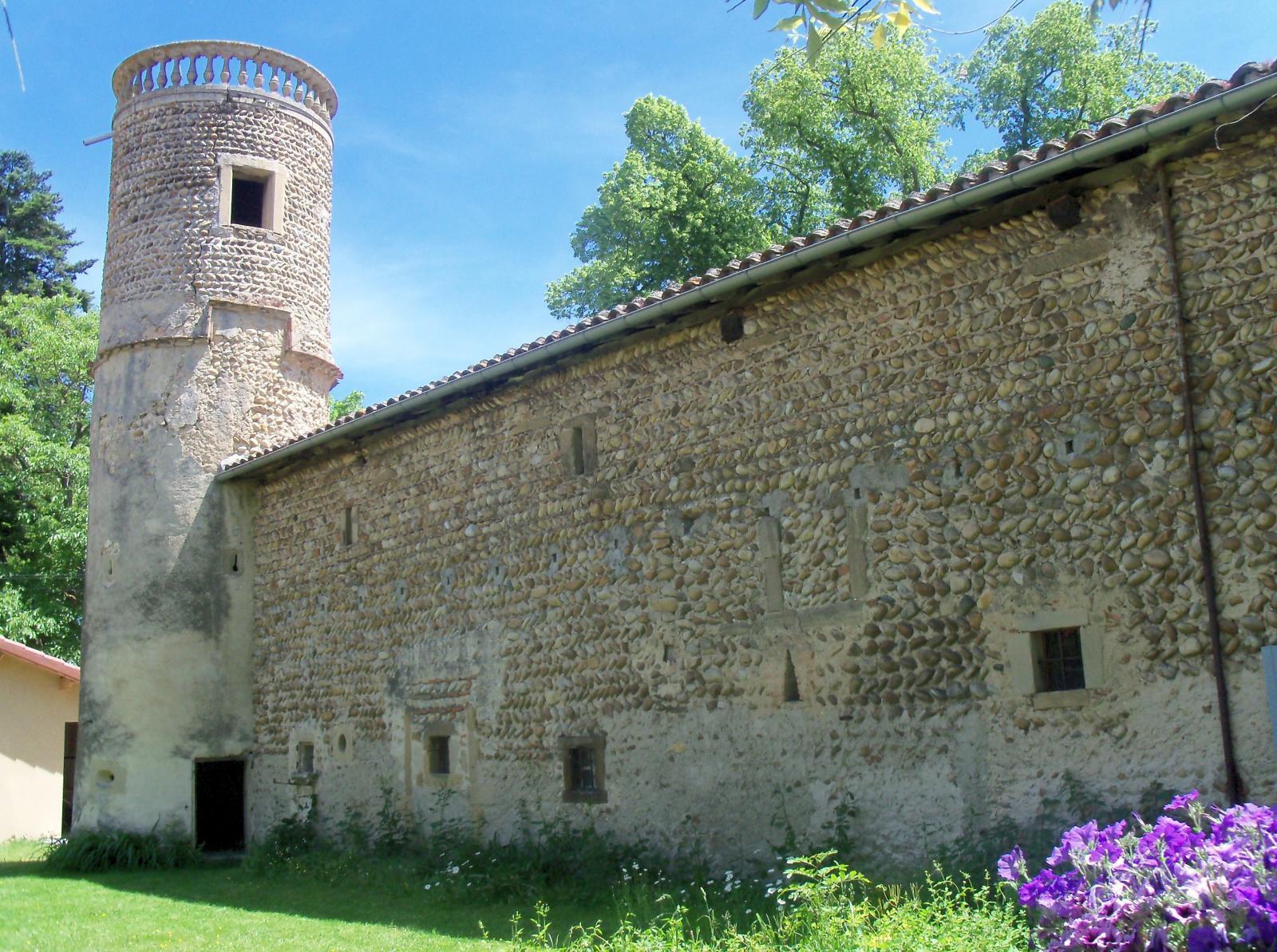 Château de Jarcieu