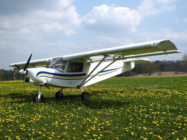 Initiaton au pilotage ULM multiaxes