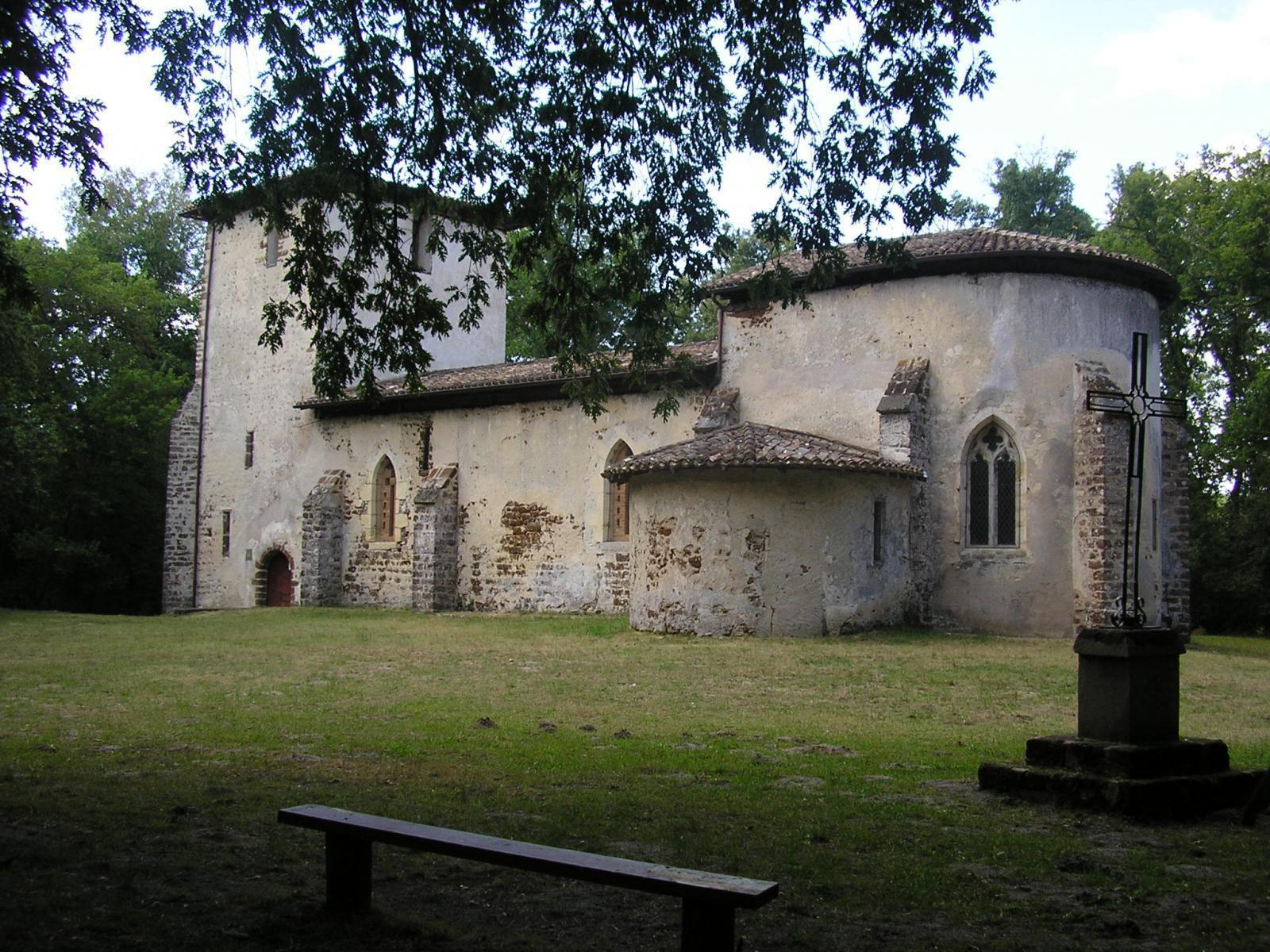Image : Église du Vieux Lugo