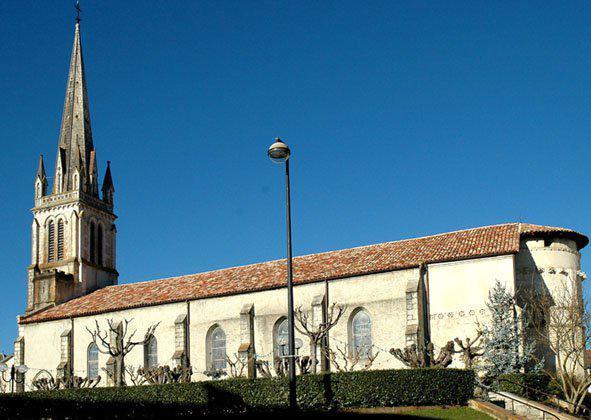 église de pouillon