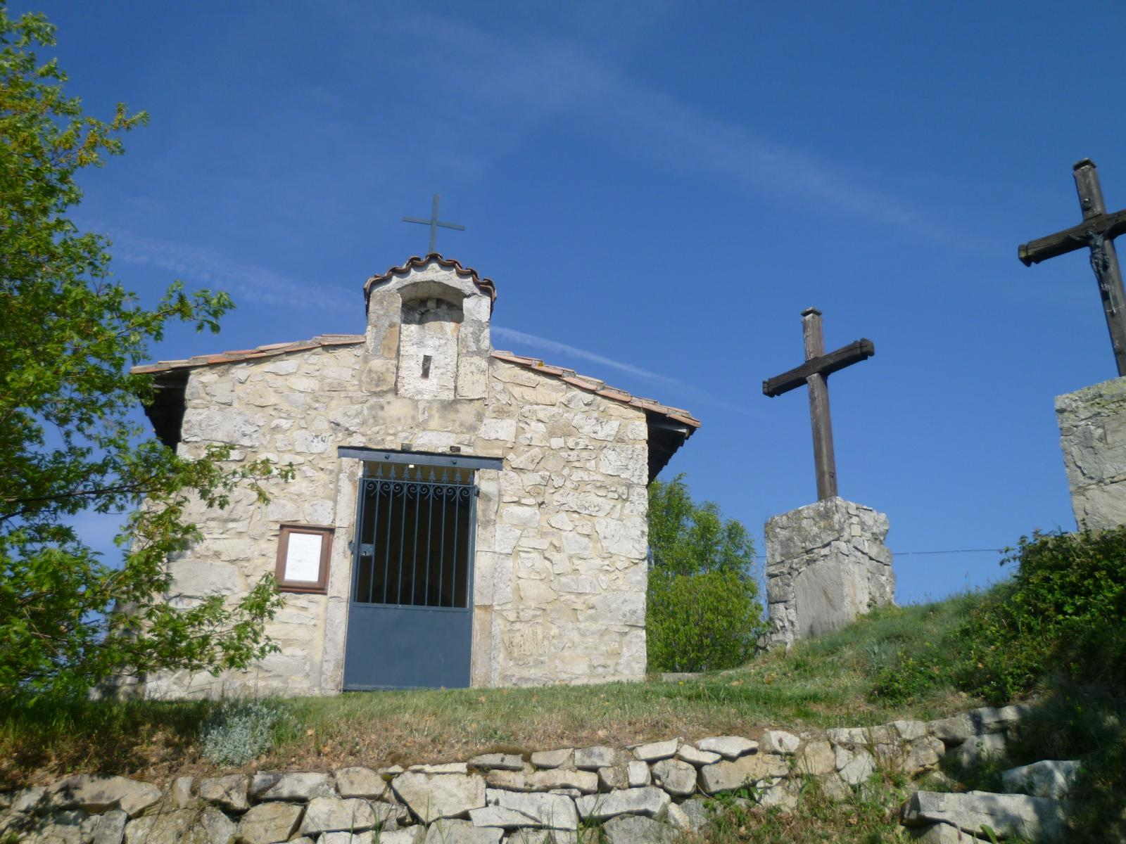 chapelle du montbard