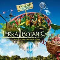 Le parc à thème Terra Botanica à Angers