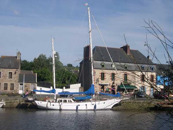 Image : Port de plaisance de Pontrieux