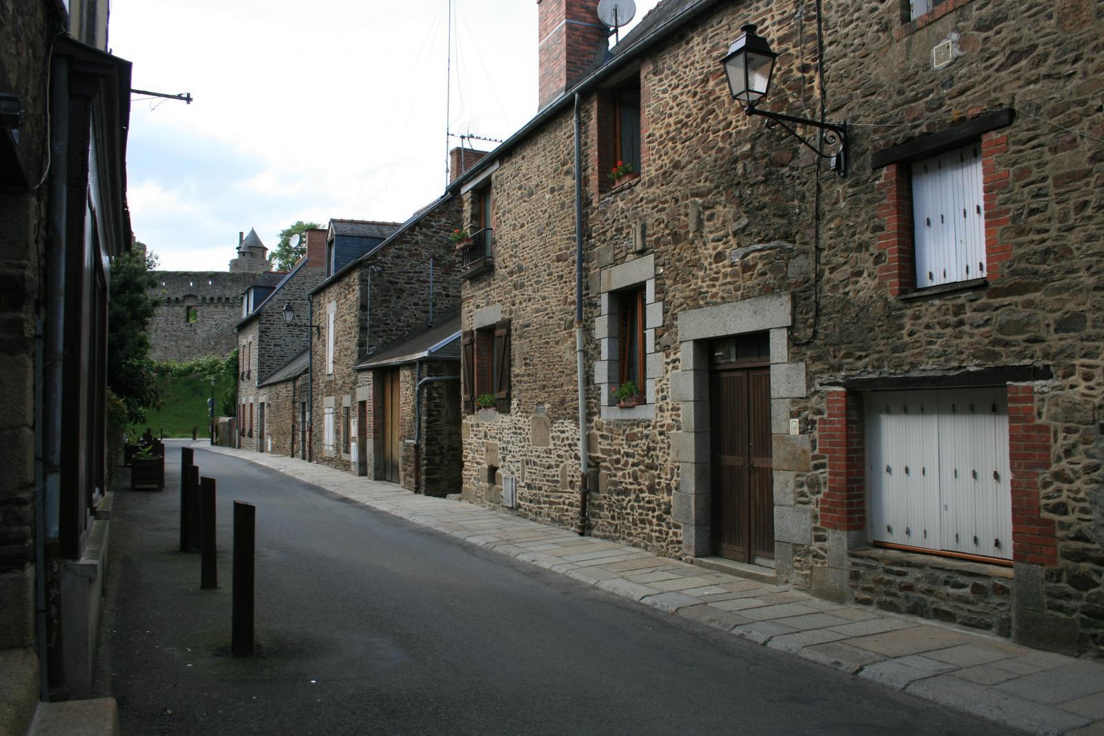 Image : Quartier du Marchix