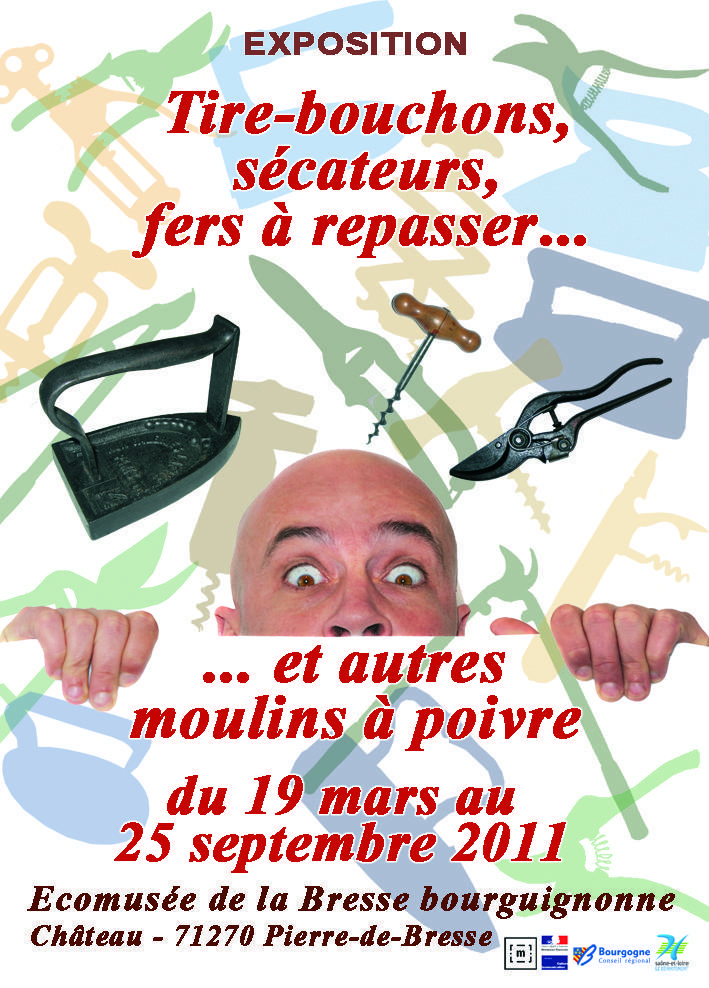 """Exposition """"Tire-bouchons..."""""""