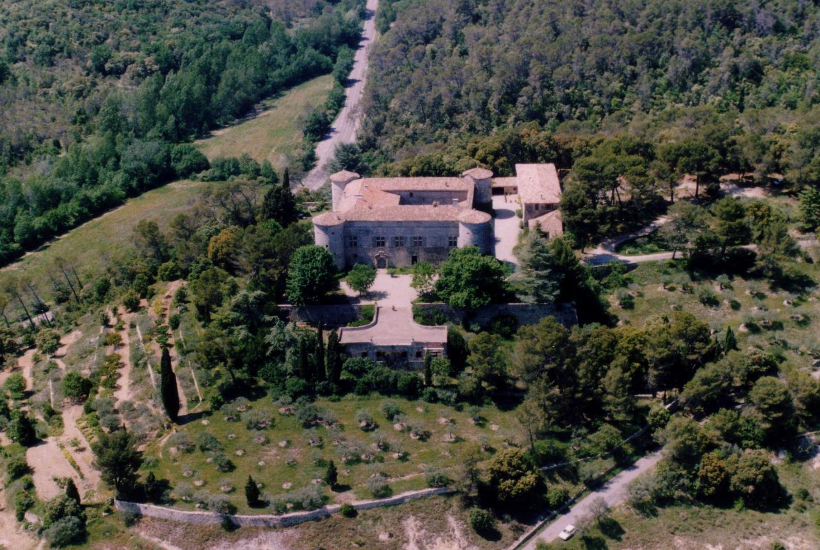 Le Château de Rousson