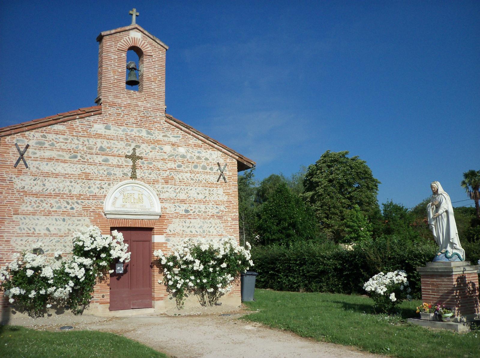 Image : Notre Dame de la Morère