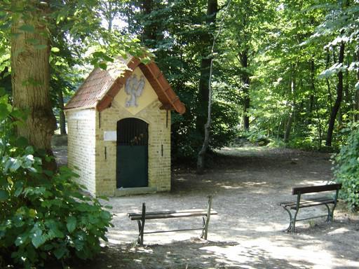 chapelle des 3 cayelles