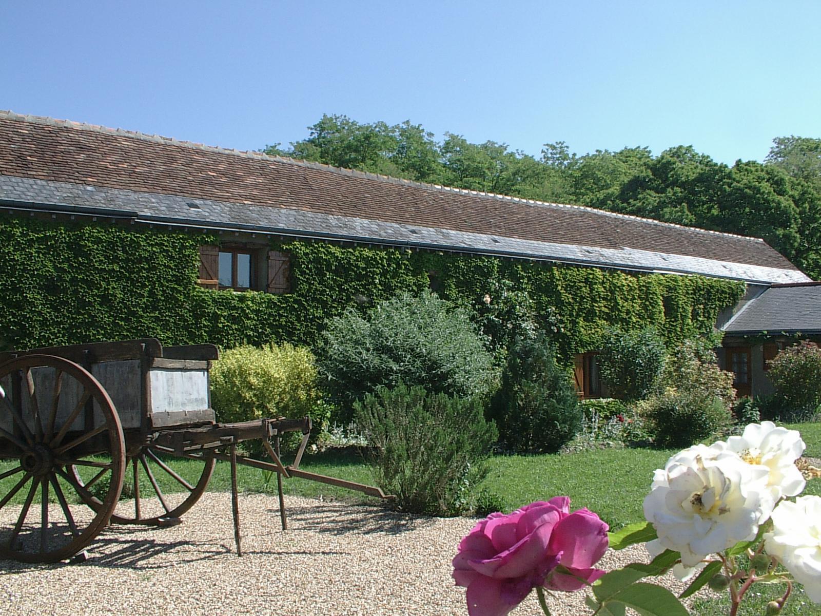 Gites chambres d h´tes locations de vacances Indre et Loire