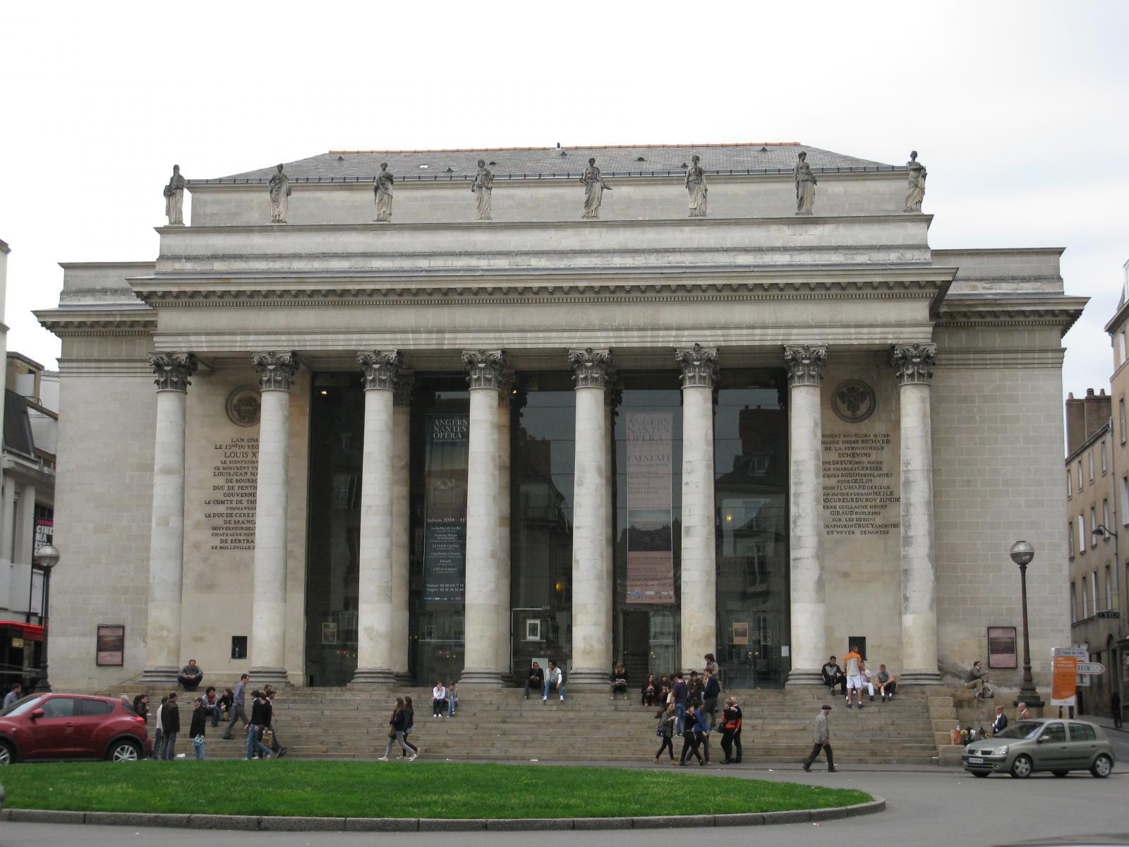 Nantes - Opéra Graslin (1)