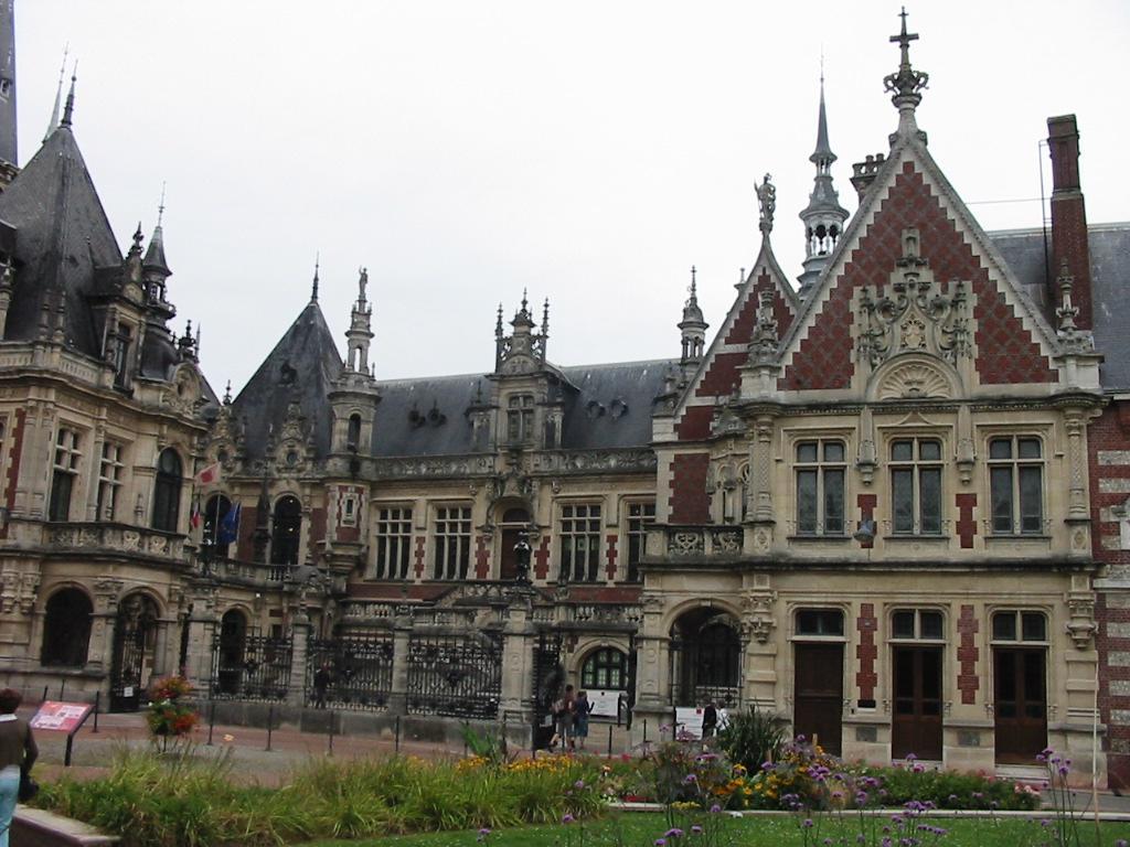 Palais de la Bénédictine