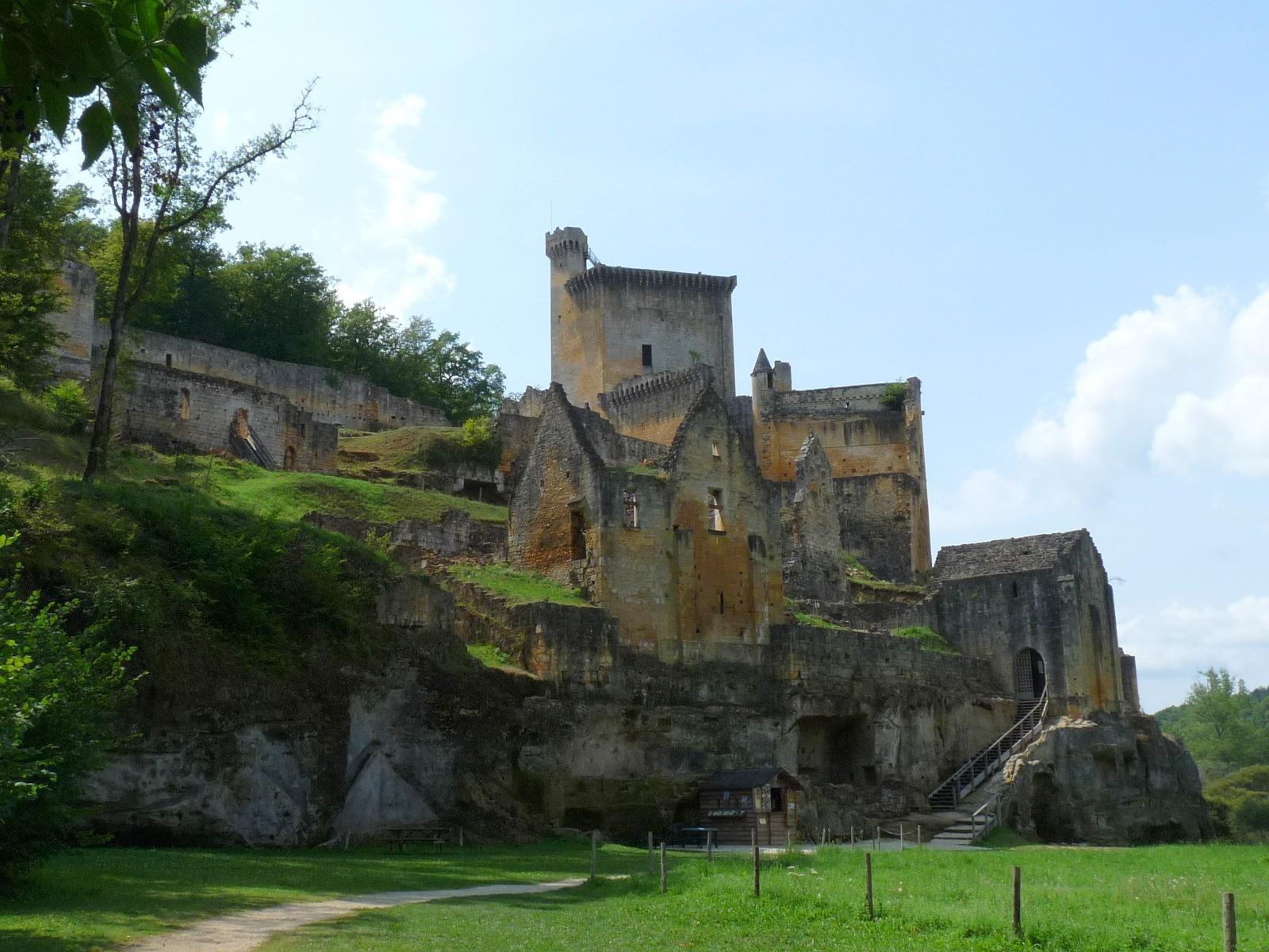 Image : Château de Commarque