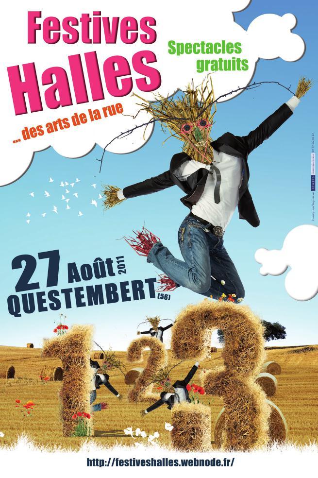 Festives Halles 2011