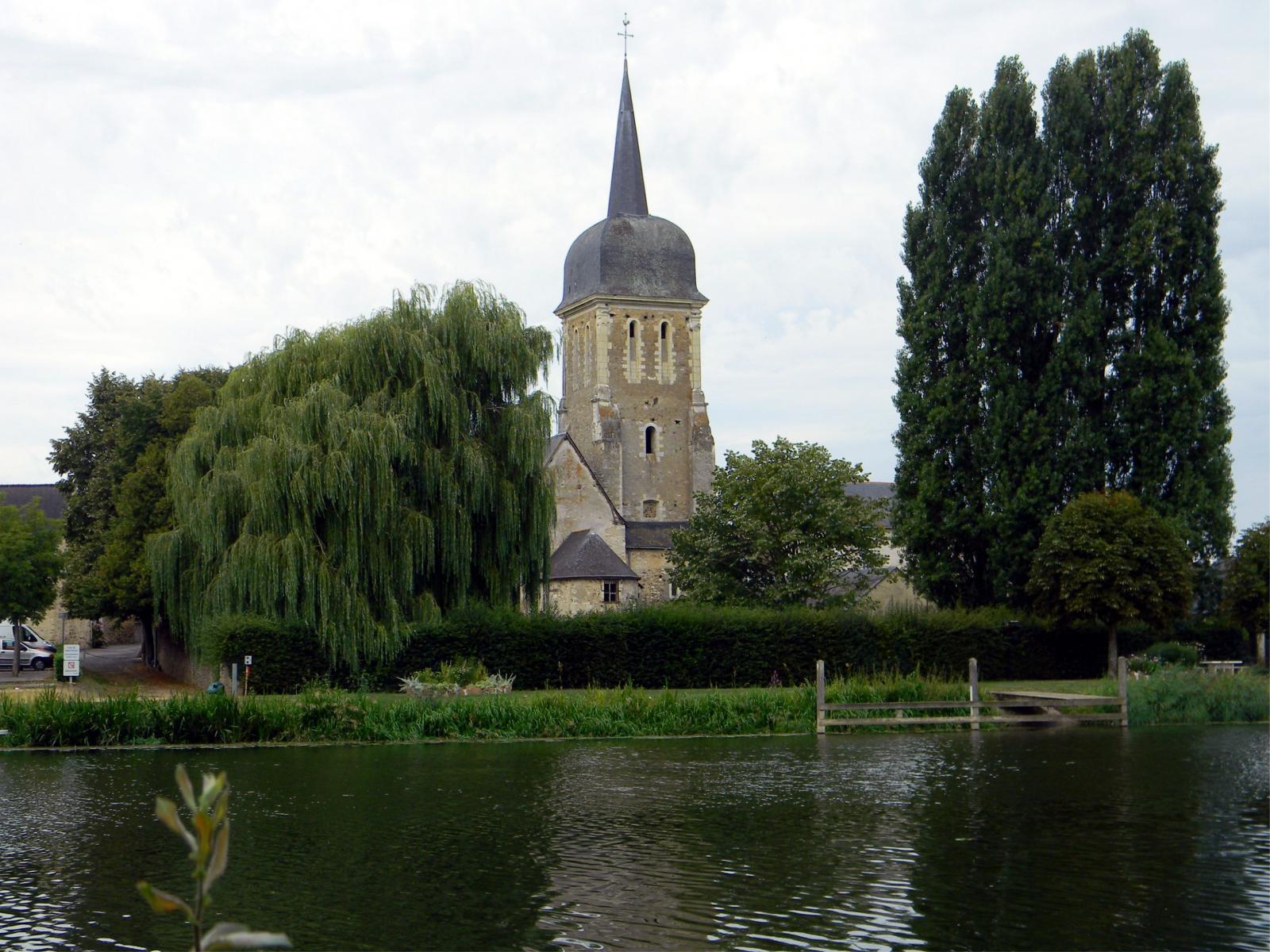 Eglise de Brissarthe