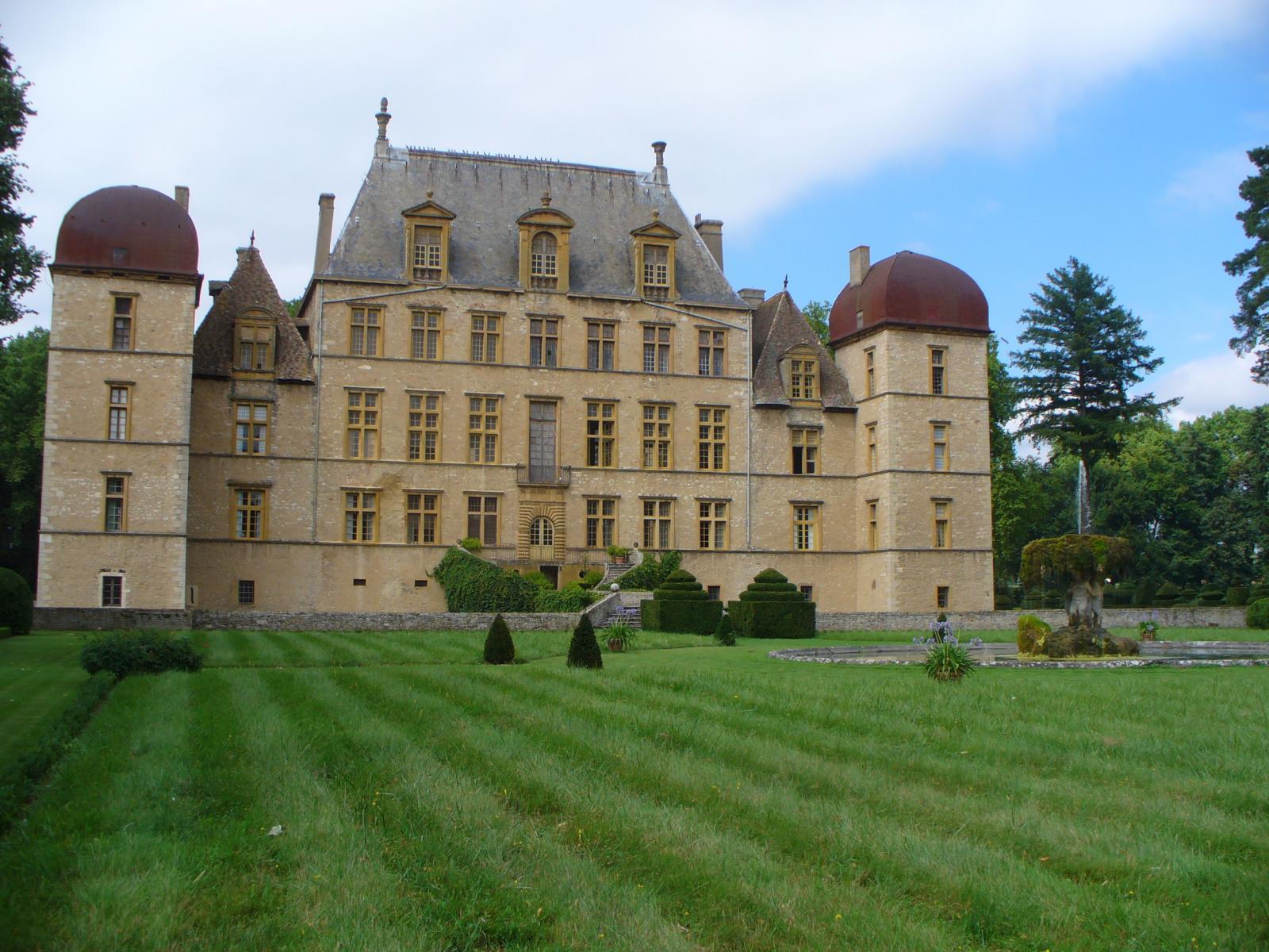 Château de Fléchère