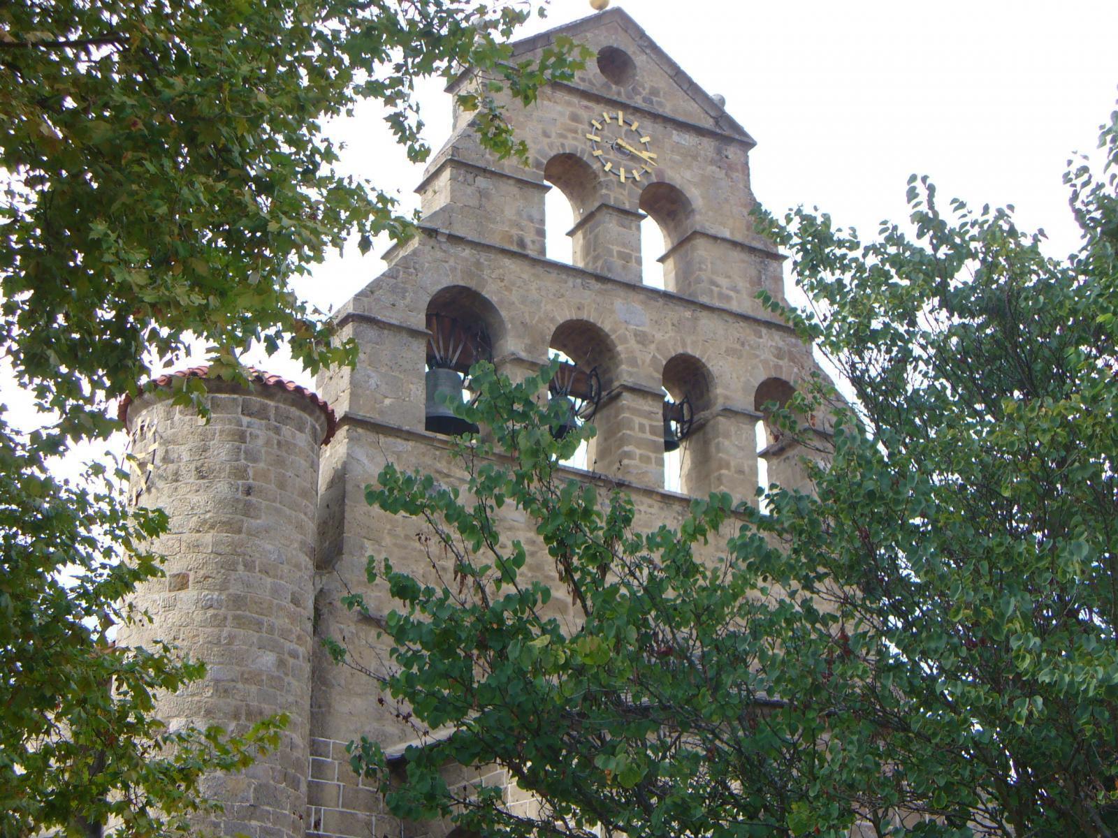 Eglise à peigne