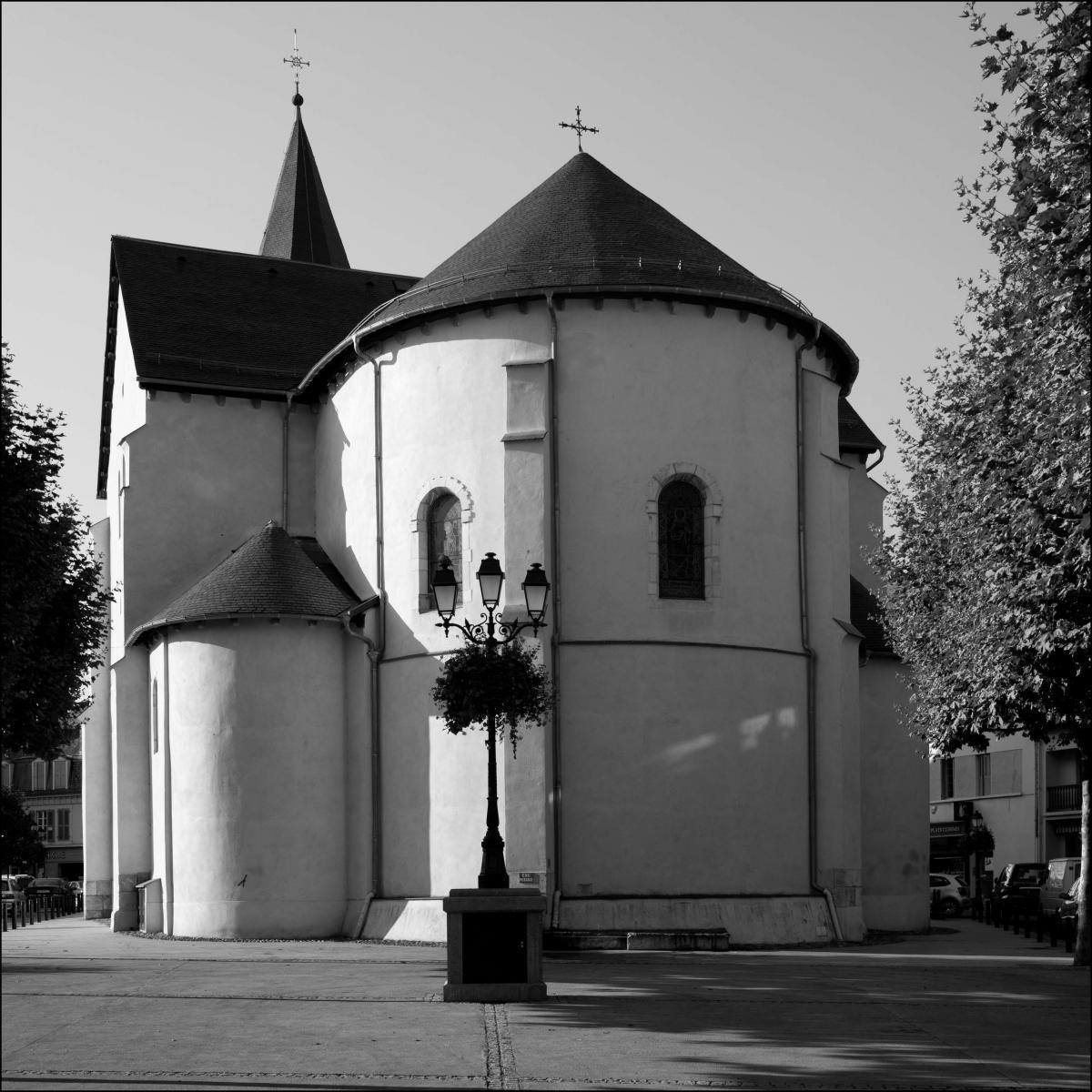 Eglise d'Argeles Gazost