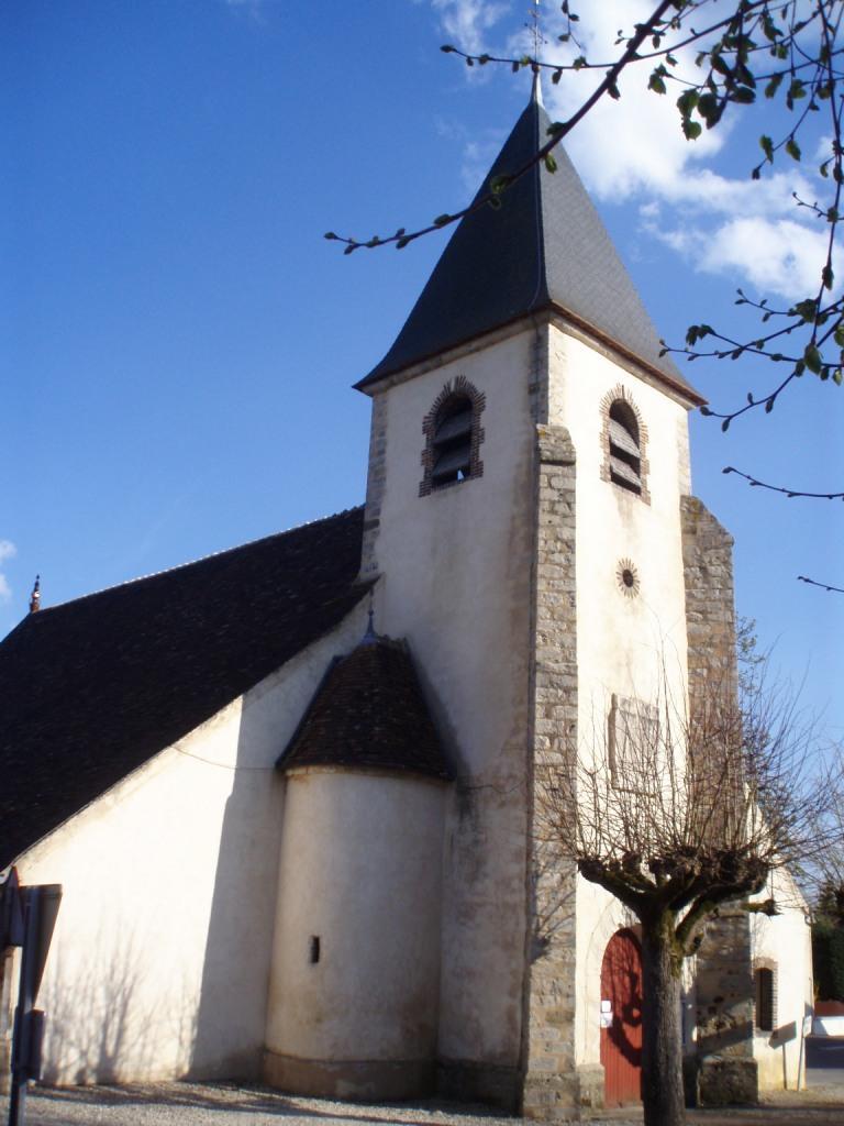 Eglise de Volgré