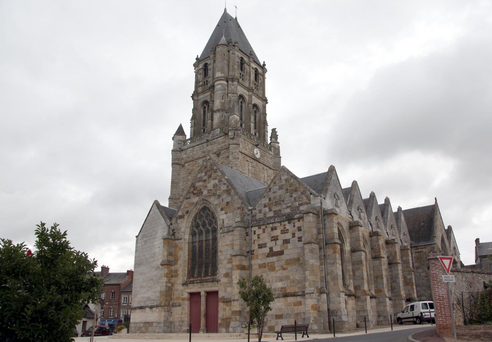 Eglise Notre-Dame d'Orbec