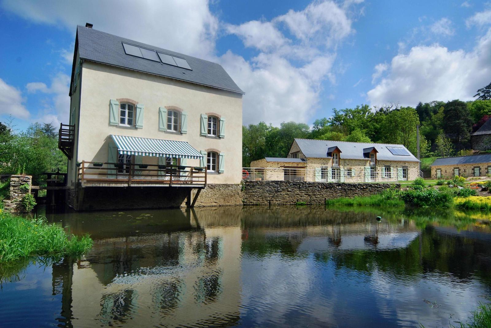 Le Moulin de Thuboeuf