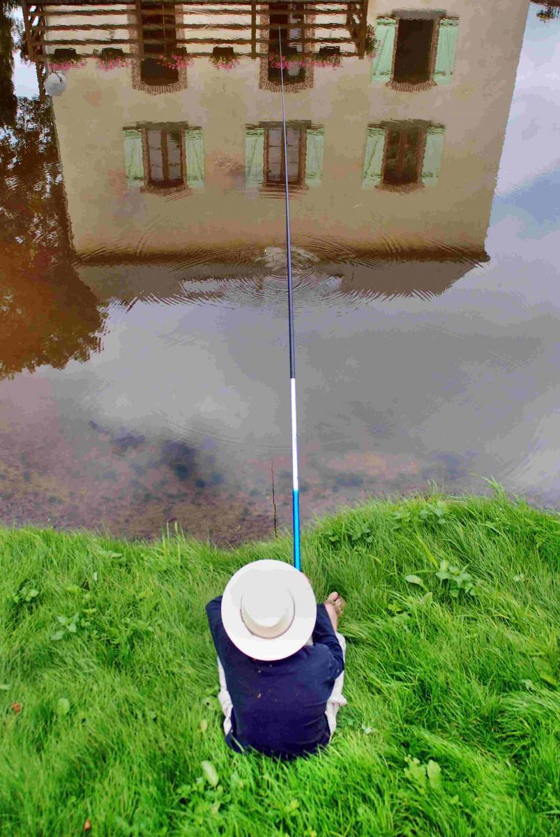 Pêche au Moulin de Thuboeuf
