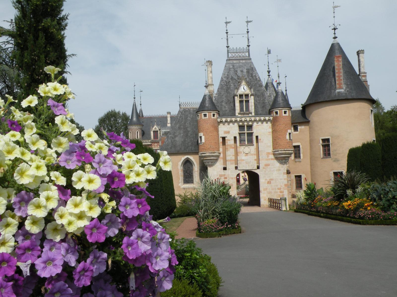 chateau de st florent sur cher