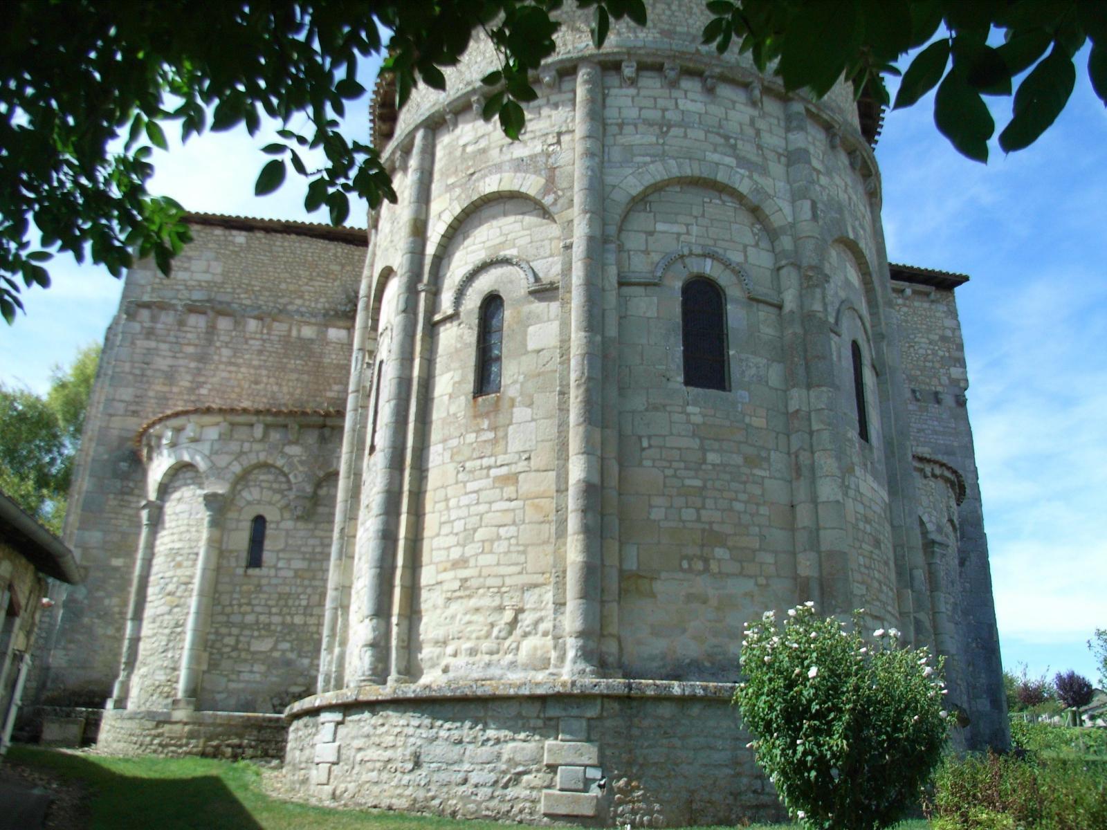 Eglise de Berneuil