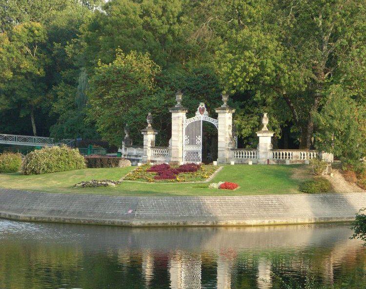 Jardin public de Jarnac