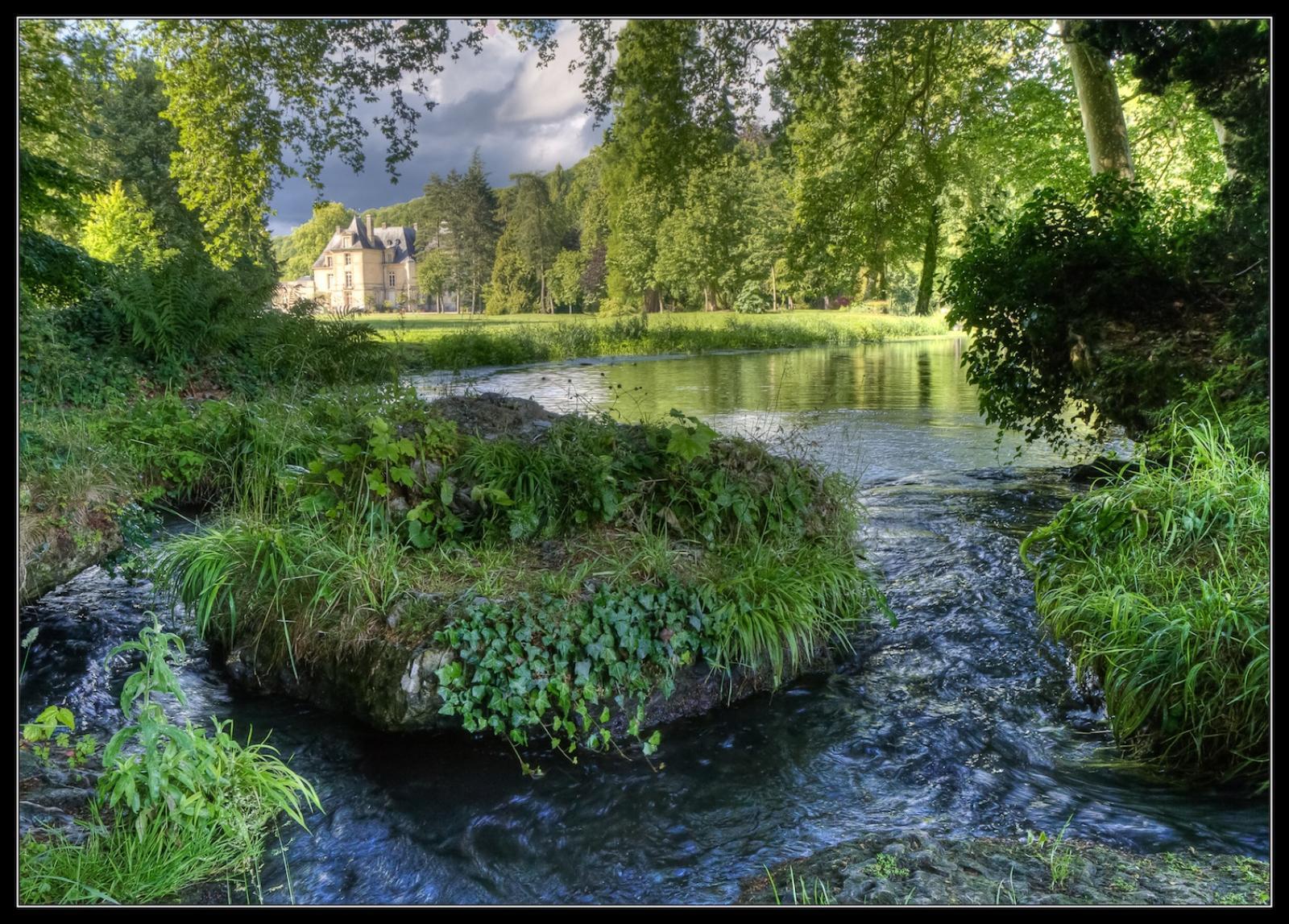 Image : Parc et Jardins du Château d'Acquigny