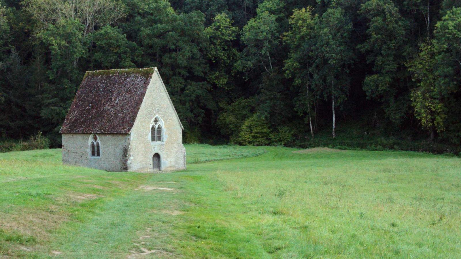 St Céneri - la chapelle