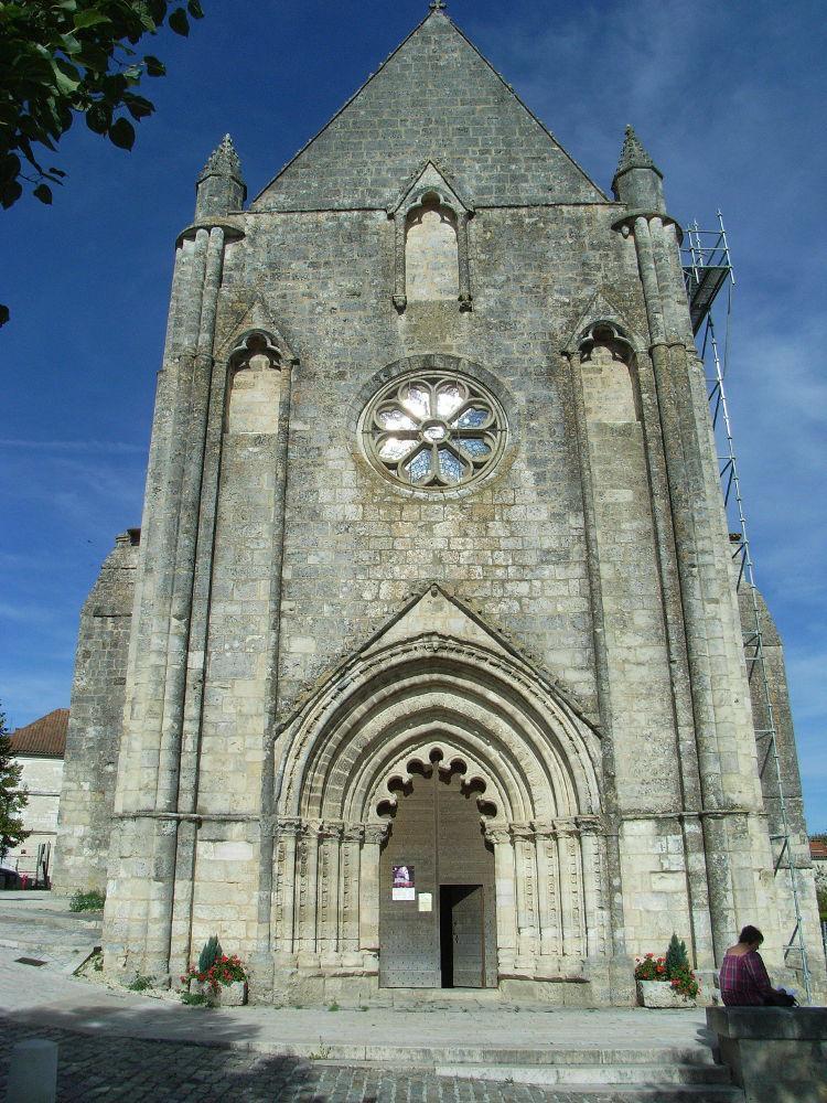 Eglise St Arthémy de Blanzac